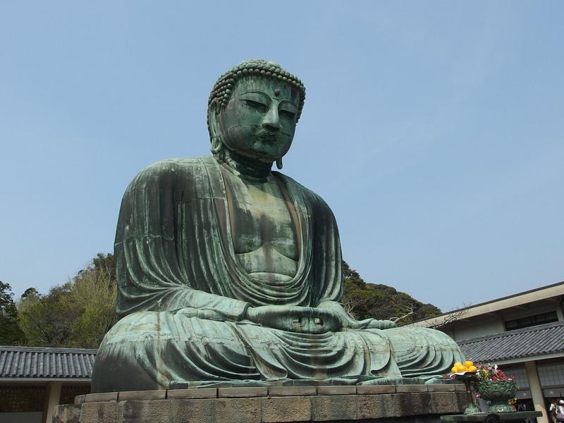Daibutsu @ Kotokuin Temple @ Kamakura