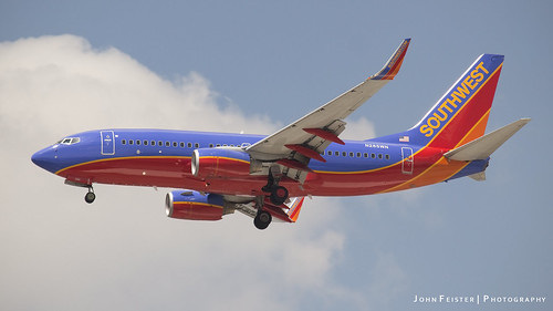 Southwest N285WN - Indianapolis...