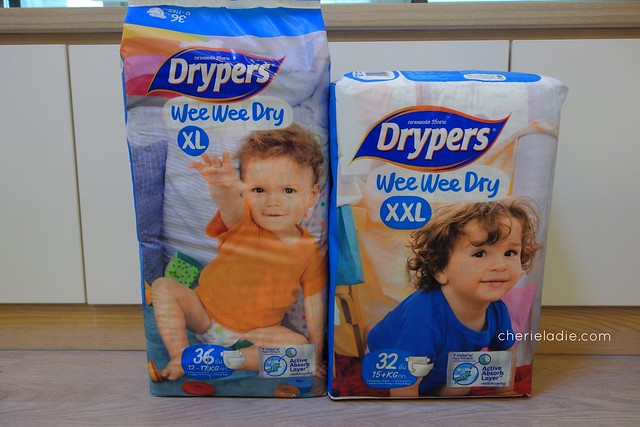 Drypers has brand new packaging!