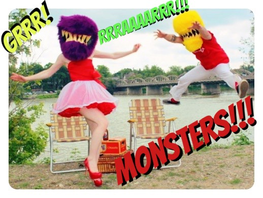 Monsters!!!