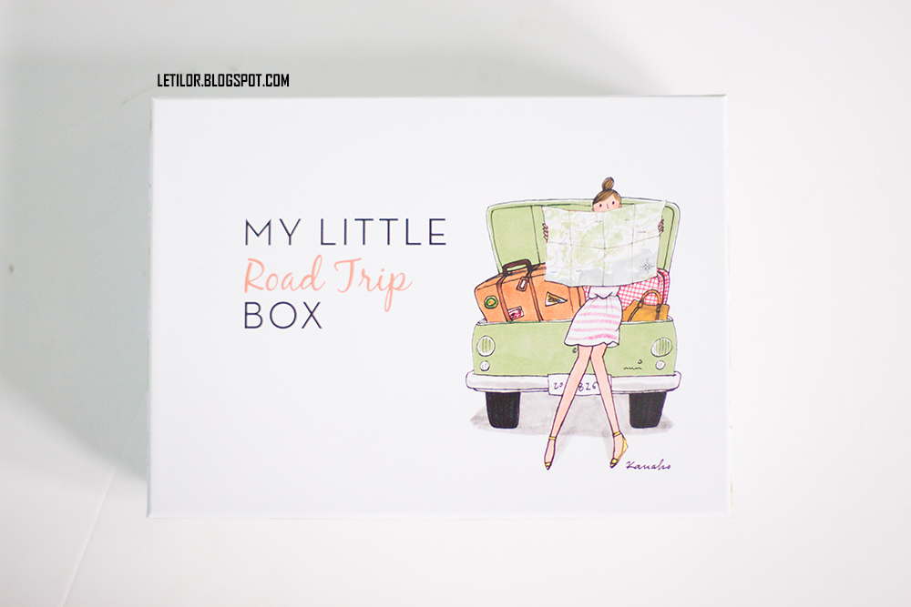 My little road trop box