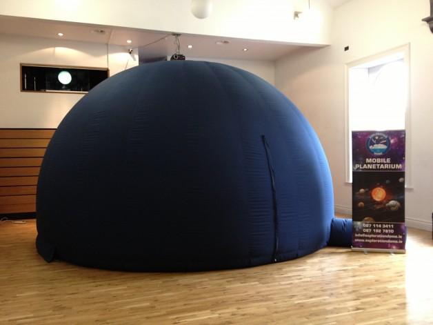 Exploration Dome
