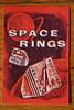 Space Rings Vending Machine Display Card