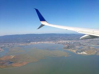 Arrivée à San Francisco !