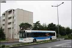 Heuliez Bus GX 317 - SEMTAN (Société d'Économie Mixte des Transports de l'Agglomération Niortaise) / TAN (Transports de l'Agglomération Niortaise) n°108