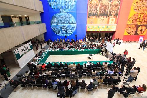 Foro: Espacios de Diálogo para la mejora de la educación de la niñez indígena 15/mar/17