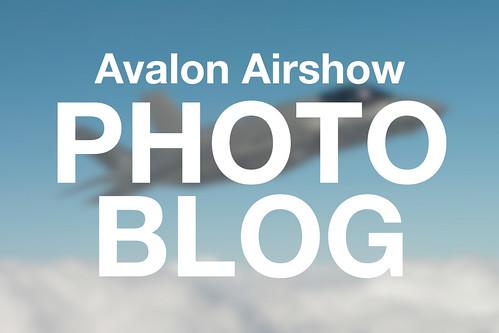 Avalon Airshow 2017: Photo Blog