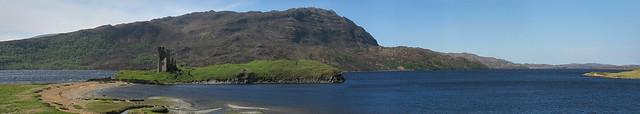 Loch Assynt ...