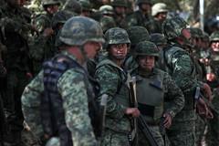 Comunidades zapotecas repudian instalación de base militar en Oaxaca