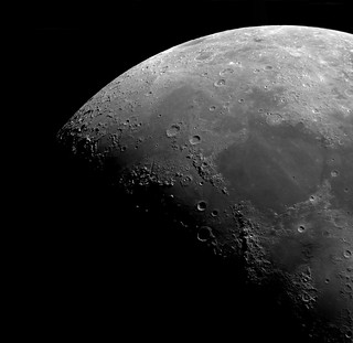 The Moon on May 17th, 2013