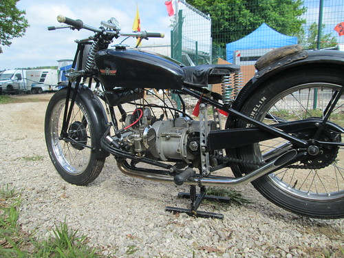 Gnome Rhone-ABC Barthélémy 500cc 1922 by Michel 67