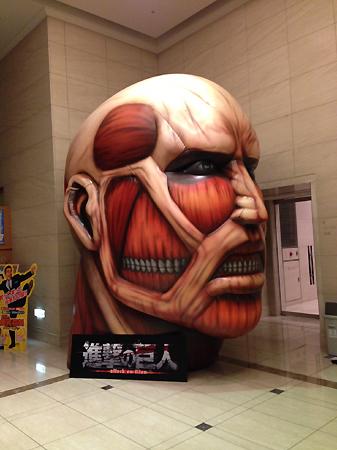 130604(2) – 日本漫畫《進撃的巨人 -Attack on Titans-》總銷售量正式突破2千萬本,堪稱「講談社」10年來的超級暢銷作! 2
