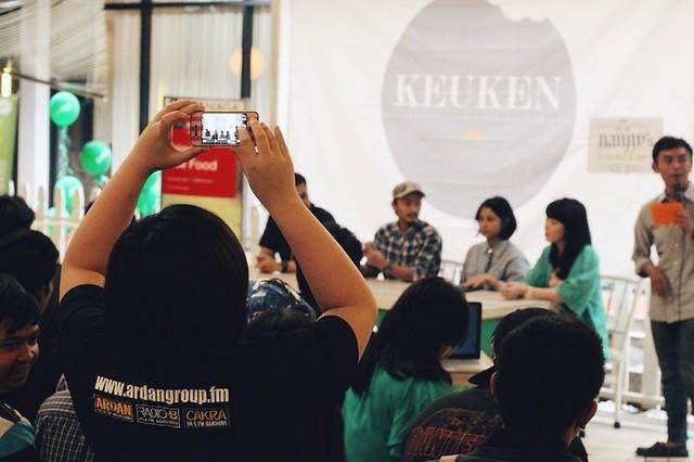 Keuken #4 Press Conference