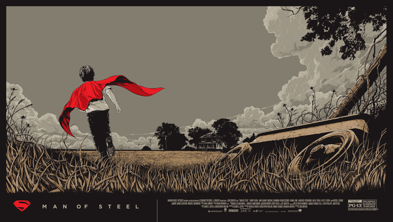 Man of Steel - Mondo