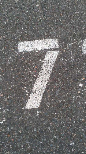Number challenge: 7 by christopher575