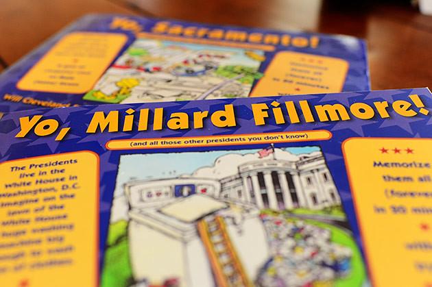 Yo, Millard Filmore