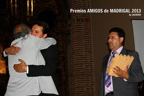 Premio AMIGOS de MADRIGAL 2013