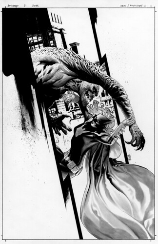 Batwoman21-cover-black and white