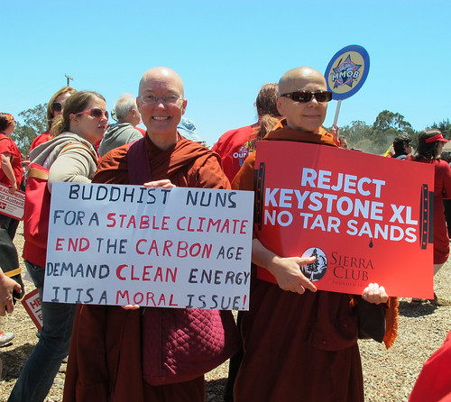 Stop Austerity. Stop Keystone XL Rally & Bridgewalk