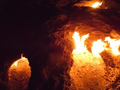 Burning Rocks