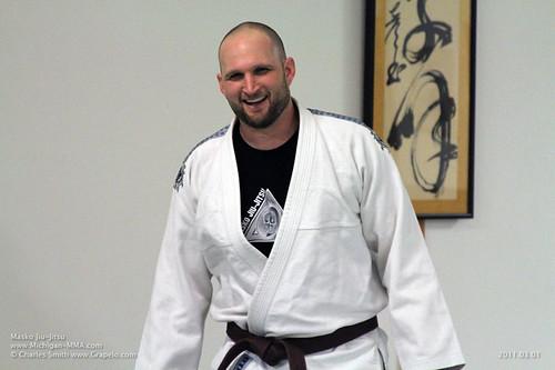 Brazilian Jiu-Jitsu Rob Masko