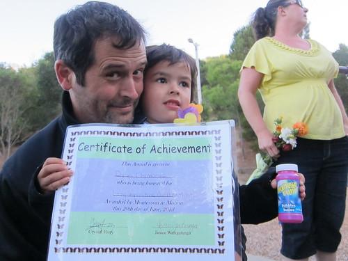 dylan's kindergarten graduation
