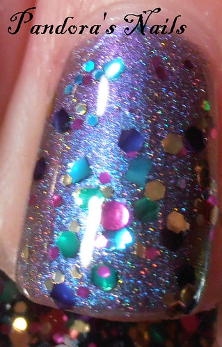 i love nail polish Babes in Toyland over enchanted polish Magical Mystery tour (5)