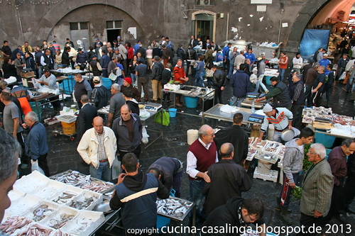 Catania Fischmarkt 6
