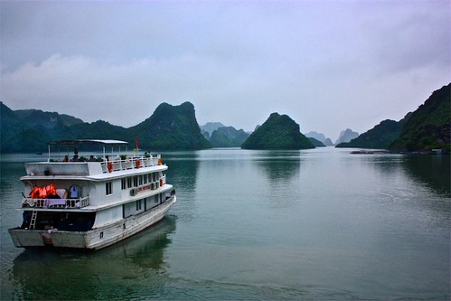 returning to Ha Long