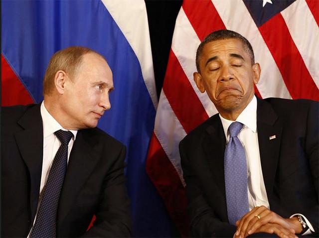 Putin Obama Surveillance