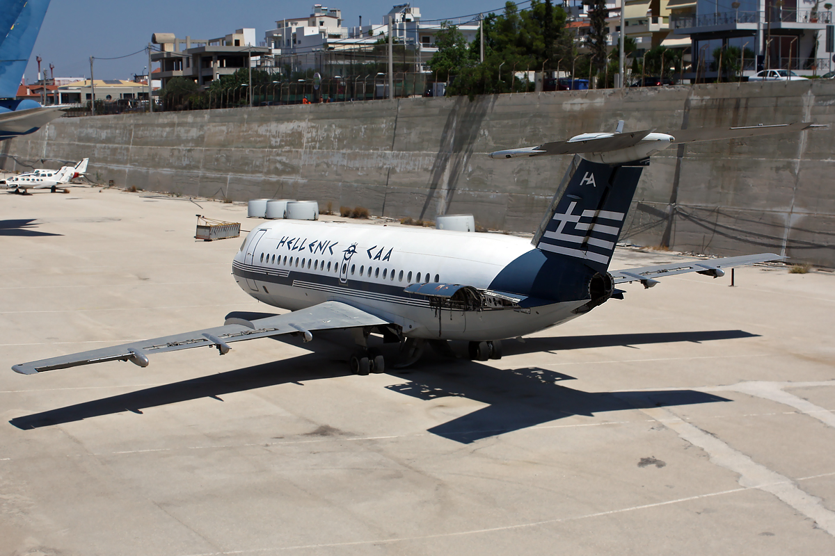 Hellenic Air BAC1-11 SX-BAR