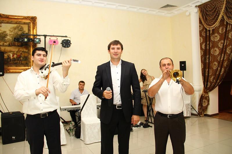 """Victor Cojocaru şi formaţia """"Maestro"""""""
