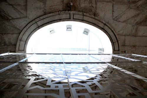Interior do Arco da Rua Augusta by SandraFotosPortfolio