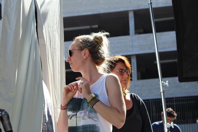 Adidas Neo Kimberly Wallengren Toni Smithfall campaign shoot Los Angeles lisforlois