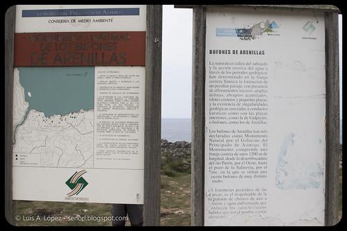 Ruta Bufones de Arenillas