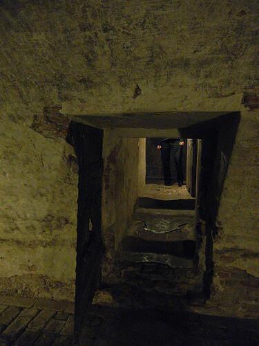 DSCN4129 _ Dungeon of Castello Estense, Ferrara, 17 October