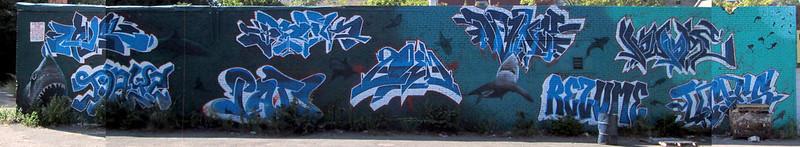 Graffnuts underwater production