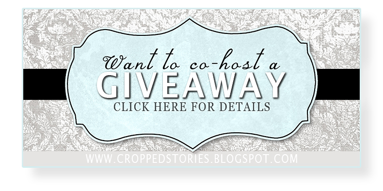 CO HOST A GIVEAWAY
