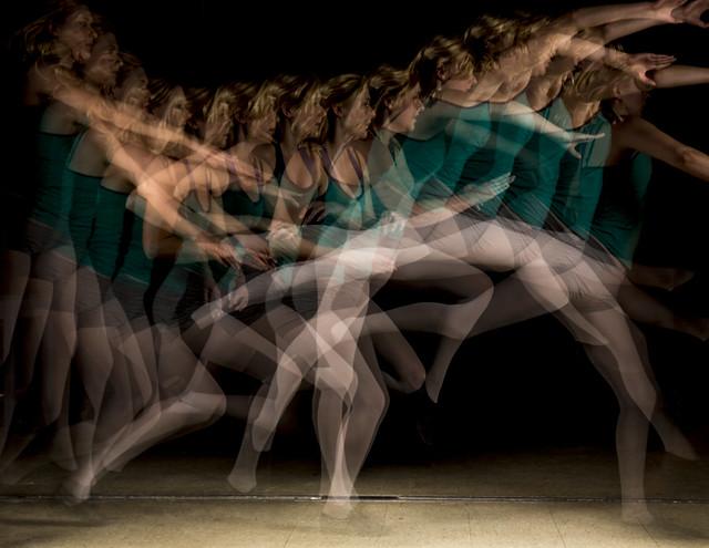 Stroboscopic Dancer