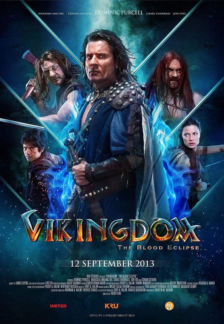 Poster Vikingdom