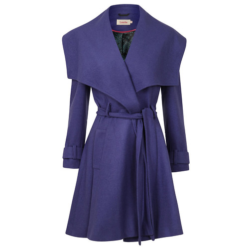 Louche Sydney Belted Coat £130