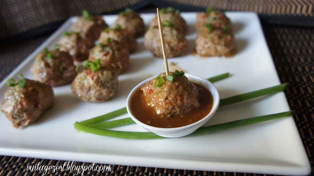 -Sweet & Sour Turkey Meatballs - Kraft Recipe Makers - Shop 24