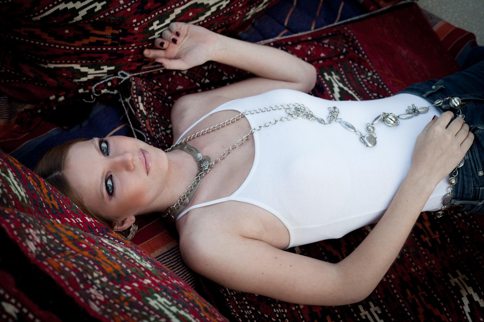 Stunning Sabrina.