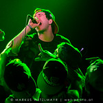 IN HEARTS WAKE @ Arena Wien