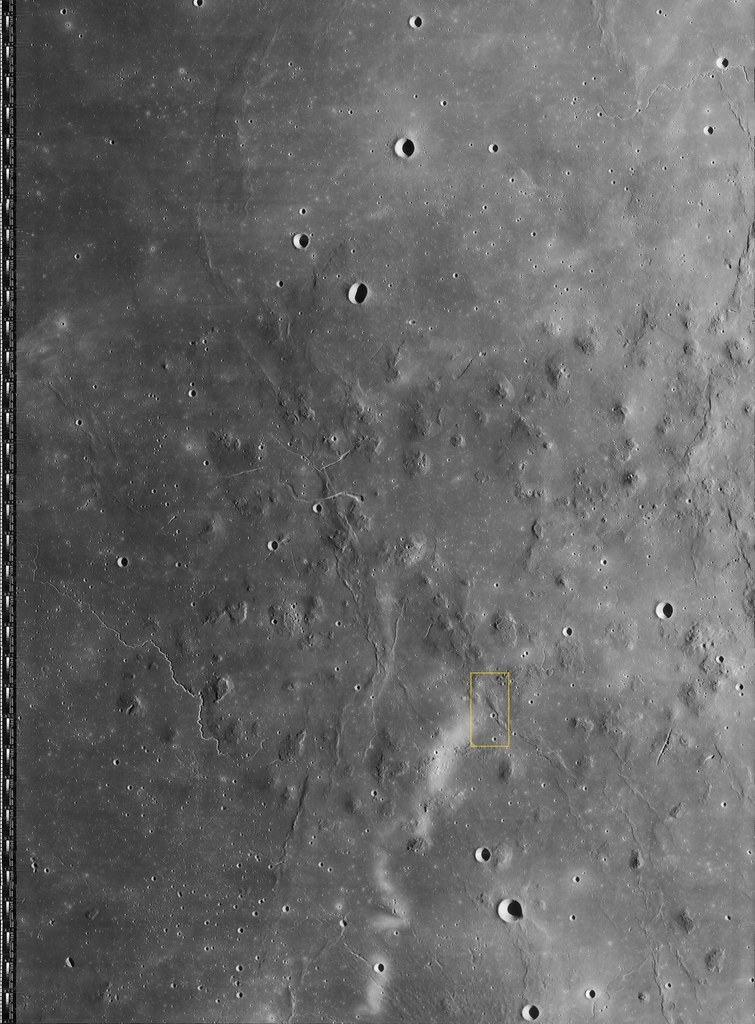 Lunar Orbiter IV-157-H2