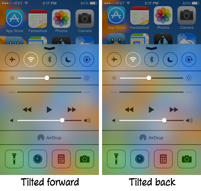 3 layer screenshot