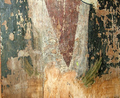 St Matthew's winged man (15th Century)