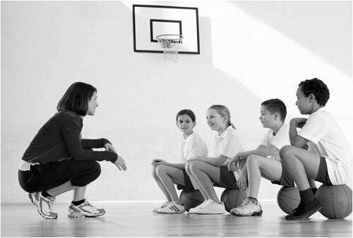 female pe teacher by hadfieldeducation