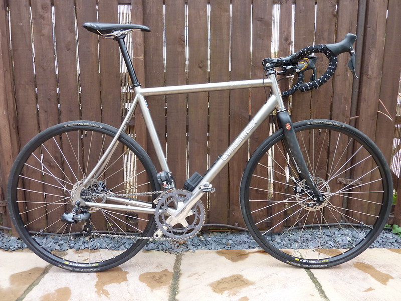 Show me your ti bikes - Page 56 - Weight Weenies