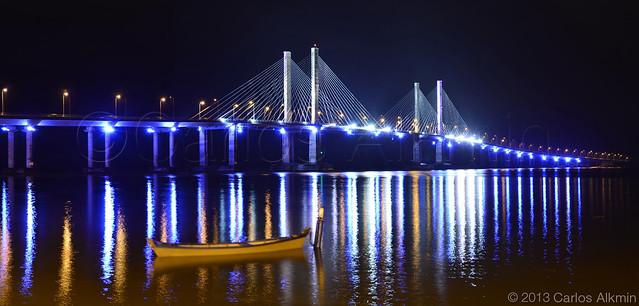 Ponte Construtor João Alves - Aracaju-SE